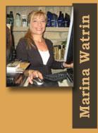 Marina Watrin Calamistrum Friseur Mainz Haarverlängerung